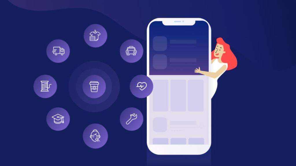 On-demand mobile app ideas